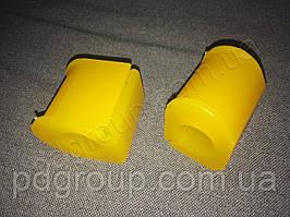 Втулка стабилизатора переднего полиуретан Renault 19, Renault Kangoo, Renault Clio (ОЕM 7700785788)