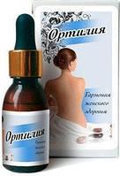 Ортилия - капли от проявлений климакса, бальзам при климаксе, гармония женского здоровья, натуральное средство