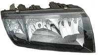 Фара передняя для Skoda Fabia 99-05 левая (DEPO) под электрокорректор