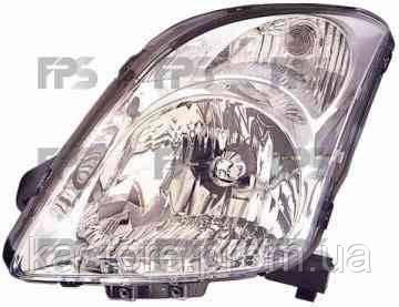 Фара передняя для Suzuki Swift 05-10 правая (DEPO) под электрокорректор