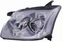 Фара передняя для Toyota Avensis 03-06 левая (DEPO) под электрокорректор