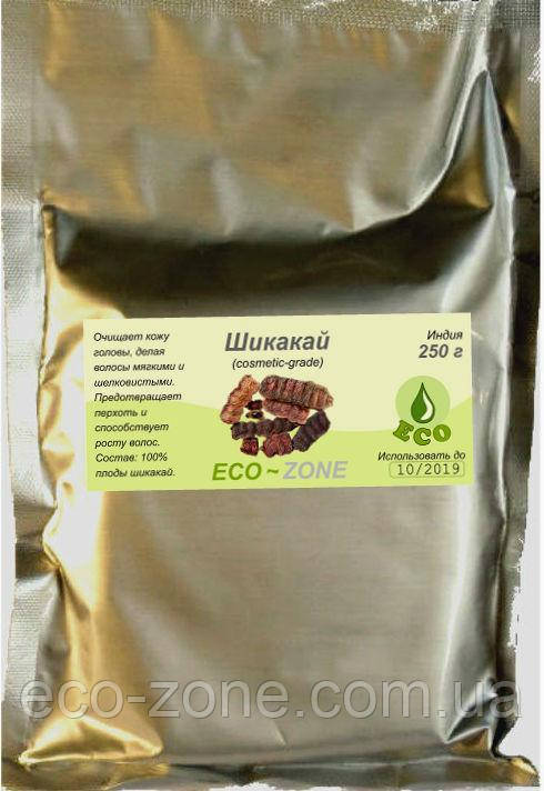 """Шикакай порошок 250г. Маска для роста и укрепления волос. Натуральный травяной шампунь. (Shikakai) - Eco-Zone """"Аюрведа для здоровья"""" в Запорожье"""