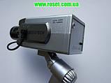 Реалістична бездротова манекен-камера Realistic looking wireless dummy camera РТ-1400А, фото 6
