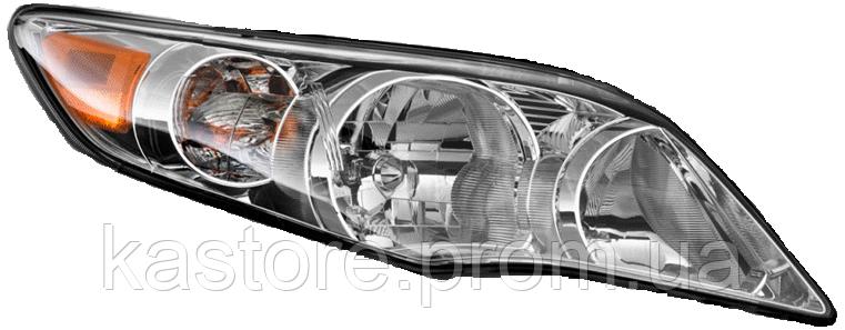 Фара передняя для Toyota Corolla 10-13 правая (DEPO) механическая/под электрокорректор
