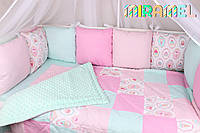 Набор постельного белья для новорожденного