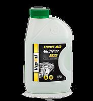 Антифриз VipOil Profi 40 Eco, цвет: зеленый