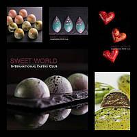 """Г.Днепр МК """"Шок.декор,шоколадные цветы"""" МК """"Шоколадные корпусные конфеты с росписью"""""""
