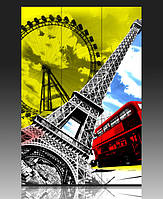Ширма Каникулы в Париже