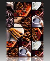 Ширма Кофейный колаж