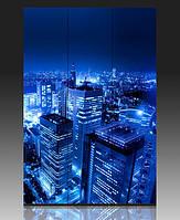 Ширма Ночной Токио. Япония