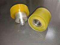 Гуммирование роликов, колес, валов полиуретаном