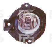 Противотуманная фара для Toyota Rav4 06-10 левая (Depo) с рамкой