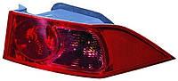 Фонарь задний для Honda Accord 7 03-05 правый (DEPO) внешний