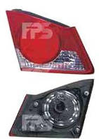 Фонарь задний для Honda Civic 4d седан 06-09 левый (DEPO) внутренний