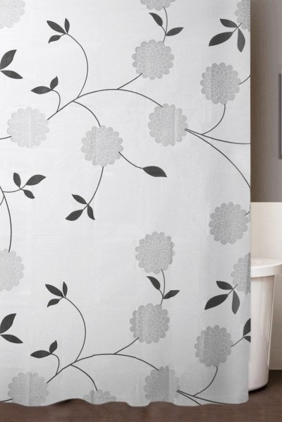 Шторка для ванной комнаты Beautiful flowers