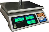 Весы в магазин( F902H-15EC1),Ваги торгові ВТД-СЛ1-15 кг