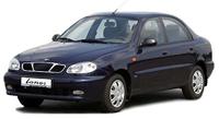 Автомобильные чехлы Daewoo Lanos / Sens 1997   Sedan