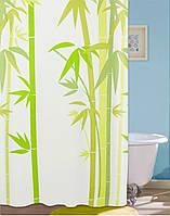 Шторка для ванной Green Bamboo