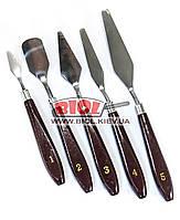 Набор кондитерских инструментов (ножей) (5шт.) из нержавейки Empire EM-8140
