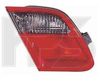Фонарь задний для Mercedes E-Class W210 95-99 правый (FPS) внутренный, красно-дымчатый