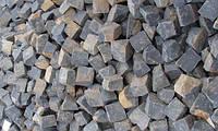Камни для бани - Базальт черный колотый (мешок 20 кг)