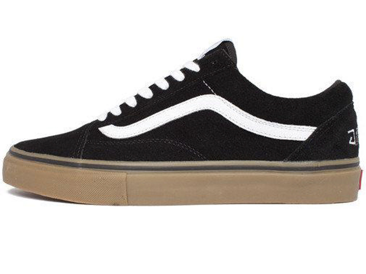 7ee54a331817 Мужские Кеды Vans Old Skool Black White Gum (Реплика ААА+) — в ...