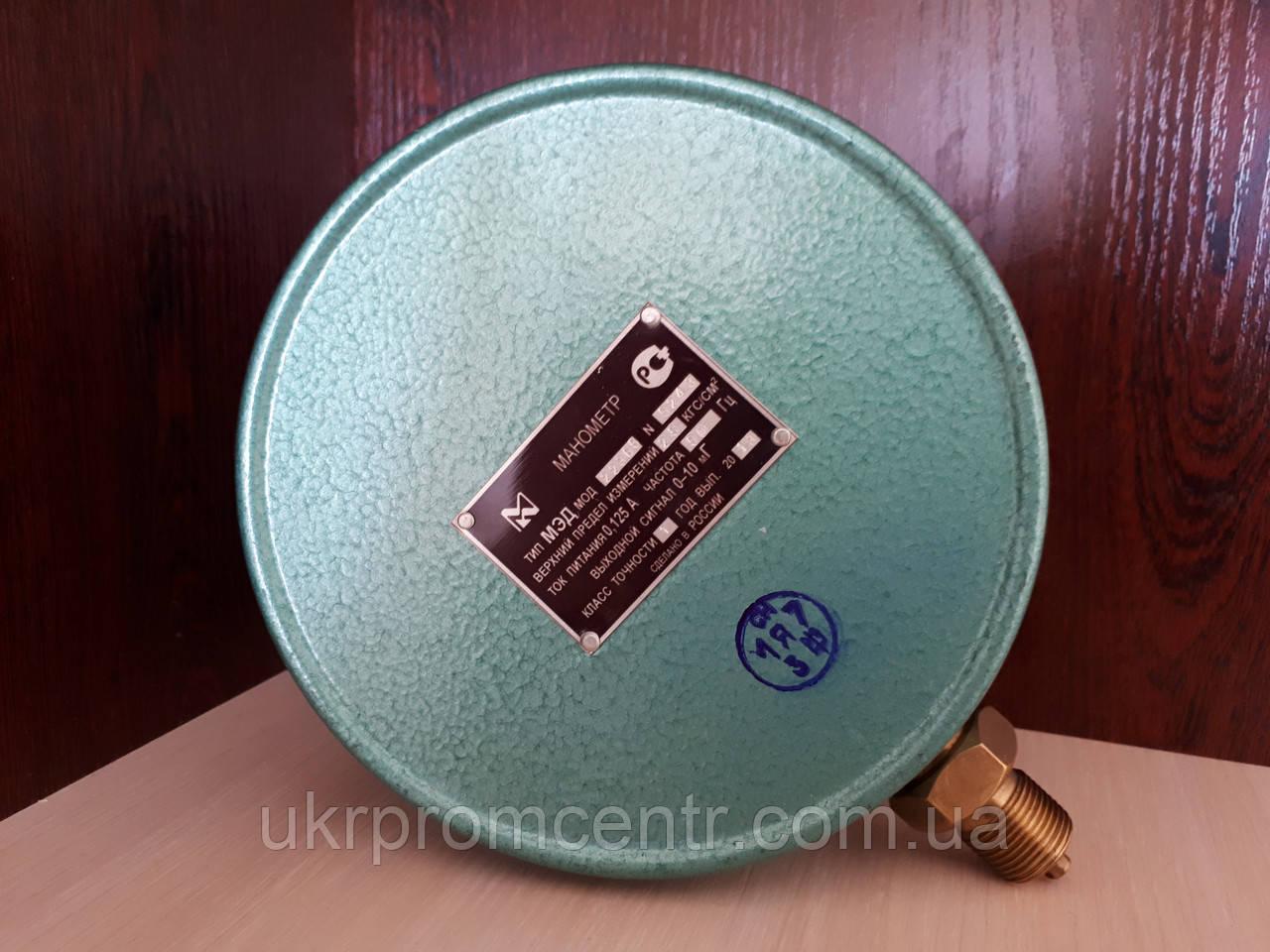 Перетворювач тиску (манометр, вакуумметр, мановакуметр) ПЕД 22364, 22365