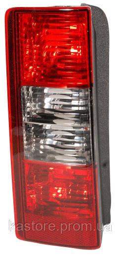 Фонарь задний для Opel Combo 01-11 левый (DEPO)