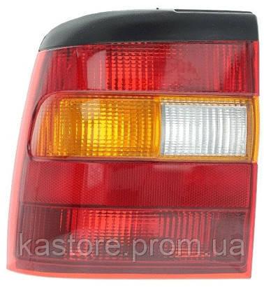 Фонарь задний для Opel Vectra A седан/хетчбек 92-94 левый (DEPO)