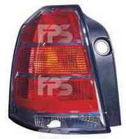 Фонарь задний для Opel Zafira 05- левый (DEPO)