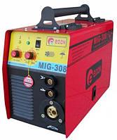 Инверторный полуавтомат Edon MIG/MAG+MMA 308 euro