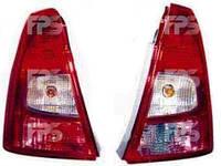 Фонарь задний для Renault Logan седан 09-12 левый (DEPO)