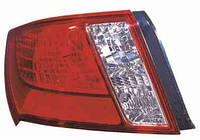 Фонарь задний для Subaru Impreza седан 07-11 левый (DEPO)