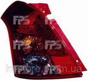 Ліхтар задній для Suzuki Swift 07-10 лівий (MM)