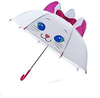 """Детский зонтик 3D ушки """"Кошечка"""""""