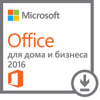Office Home and Business 2016 32/64 Ukrainian CEE Only DVD P2
