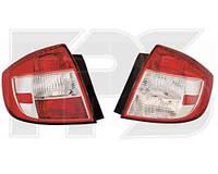 Фонарь задний для Suzuki SX4 седан 06- правый (DEPO)