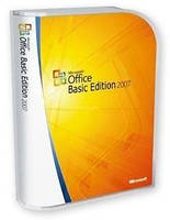 Office Basic 2007 W32 English 1pk DSP OEI V2 w/OfcPro2007Trial(MLK)