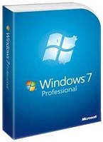 Windows Pro 7 Russian DVD