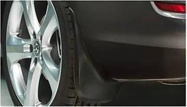 Брызговики задние комплект (2 шт с креплениями) GM 1718020 32026336 OPEL MERIVA-B