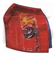 Фонарь задний для Toyota Corolla хетчбек 02-07 левый (DEPO)