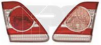 Фонарь задний для Toyota Corolla 10-12 правый, внутренний (DEPO)