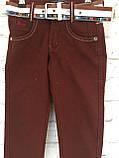Детские штаны, одежда для мальчиков 86-110, фото 2