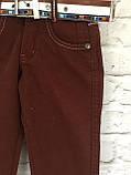 Детские штаны, одежда для мальчиков 86-110, фото 3