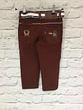 Дитячі штани, одяг для хлопчиків 86-110, фото 4