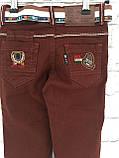 Детские штаны, одежда для мальчиков 86-110, фото 5