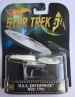 Коллекционная машинка Hot Wheels  Star Trek