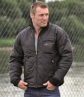 Куртка телогрейка американская (Black)