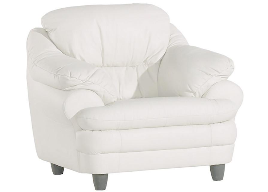 М'яке шкіряне крісло SARA (100 см)