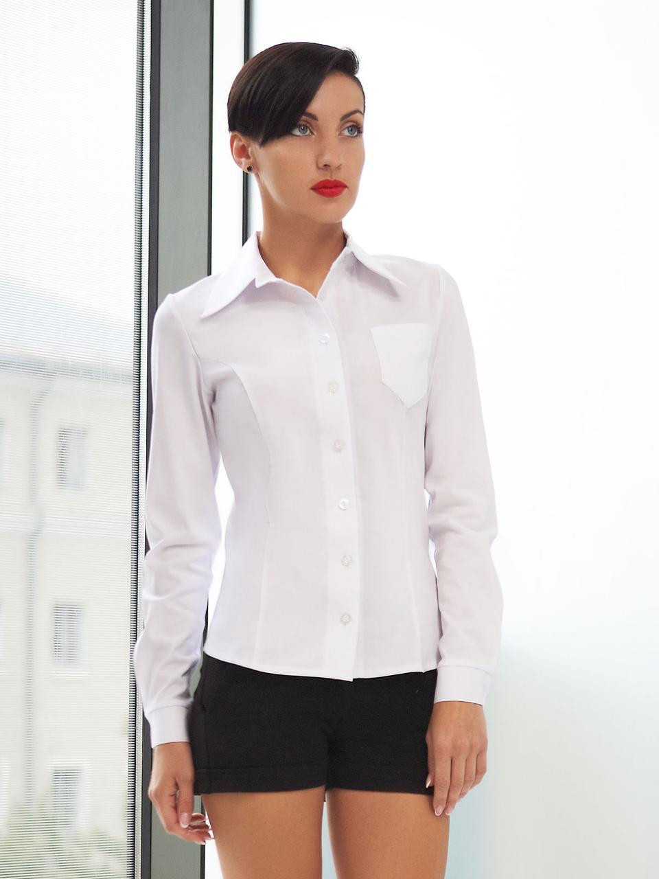 b945bf71fce Рубашка женская Марта д р